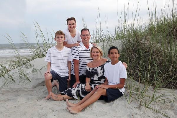 The Houghton Family