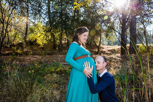 Katie and Jason Maternity Photos