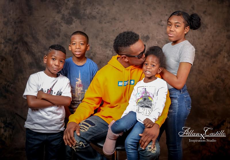 Dnoman's Family Photo Session