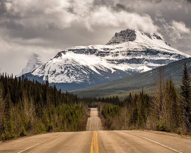 Icefield Parkway, Banff National Park