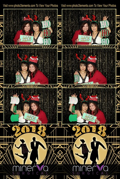 Minerva Surgical Holiday Party