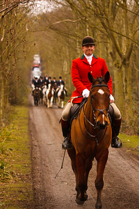 Croome & West Warwickshire Hunt Meet 7th February