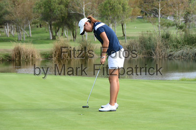 Girls Golf vs. Santiago