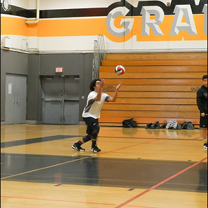 190328 GHS JV MEN'S VOLLEYBALL (MONTE VISTA MATCH)