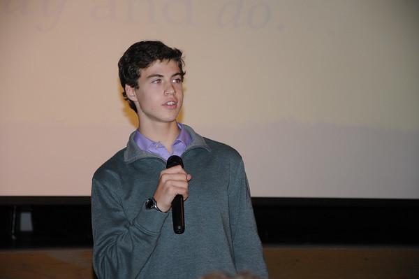 All-School Meeting (October 7)