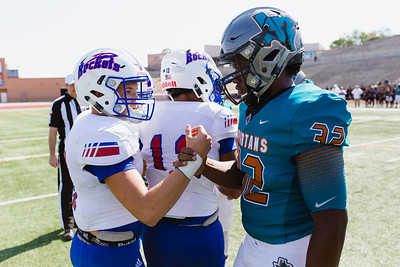 Pebble Hills vs Irvin Football