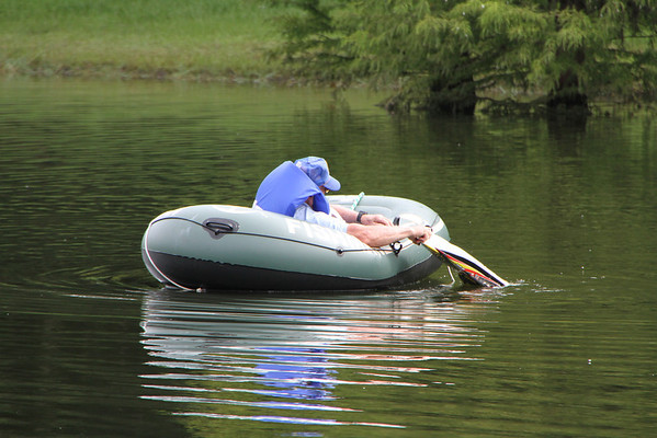 RC Boat Racing, Aug 23, 2012, Lake Mira Mar