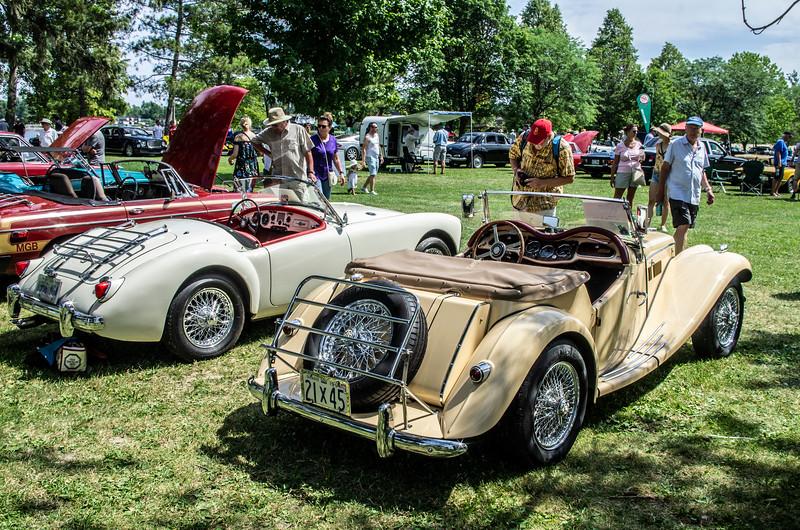 1954 MG TR