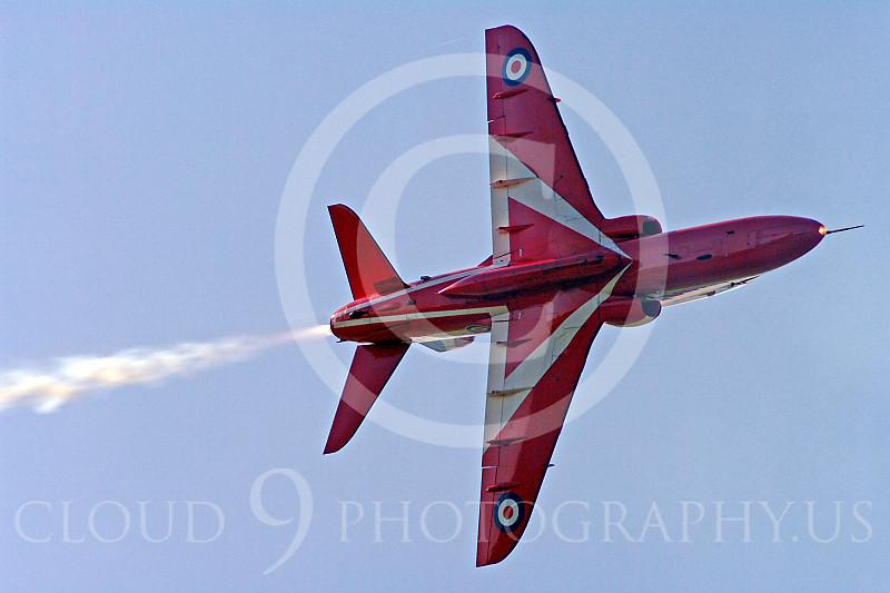 Red Arrows 00090 Red Arrows BAE Hawk British RAF by Stephen W D Wolf.JPG