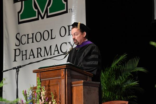 School Of Pharmacy Hooding-May 2018