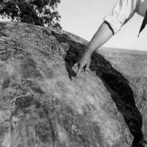 Petroglyphs - Bachelor Valley