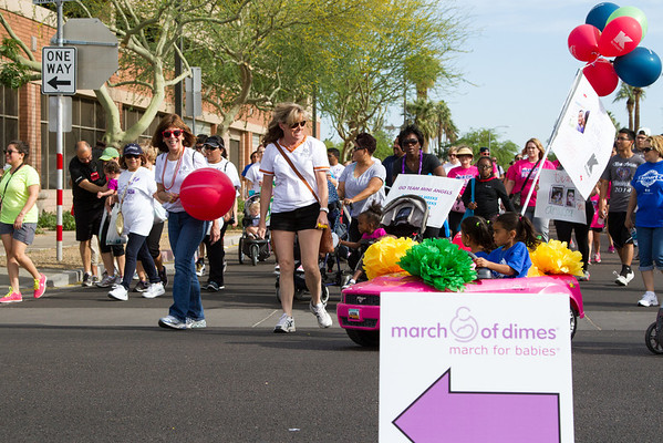 March for Babies 2014