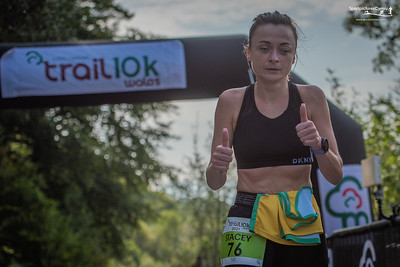 Trail 10K Wales 2021 Finish Pictures