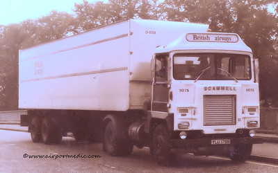 SCAMMELL Trucks