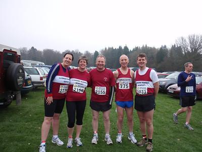 Forest of Dean Half Marathon 2011