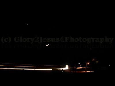 Moon Night scene test