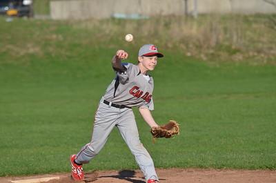 BJV Baseball vs WHS