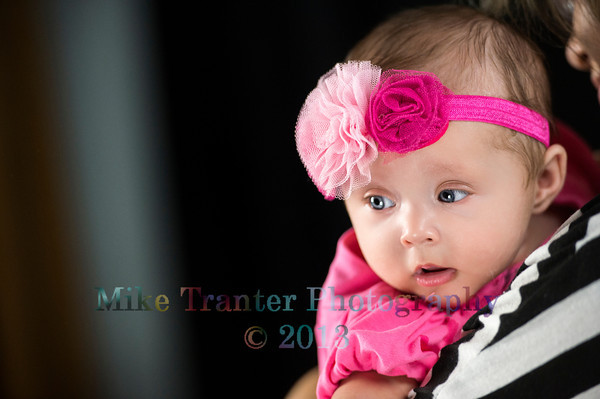Paisley's 3 mo. Baby Portrait