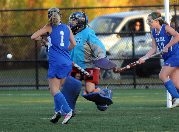 N.H. Field Hockey State semifinals