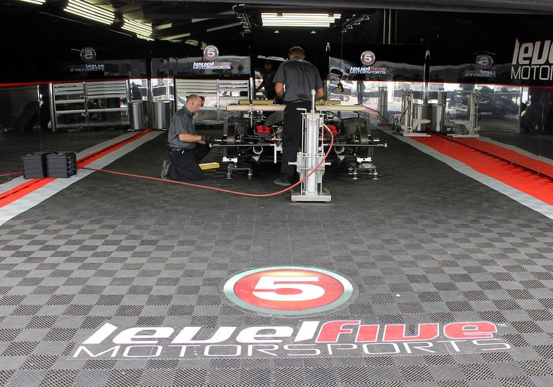 P2-LEVEL 5 MOTORSPORTS