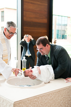 Julia's Baptism