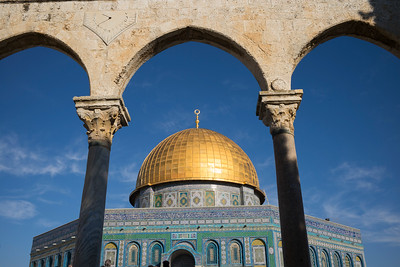 Temple Mount in the Old City