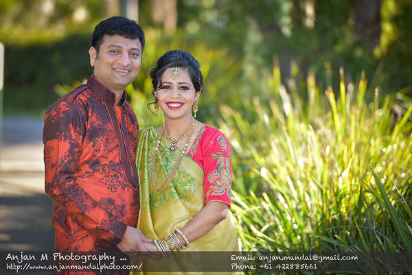 Couple Shoot - Parthavi and Nigam