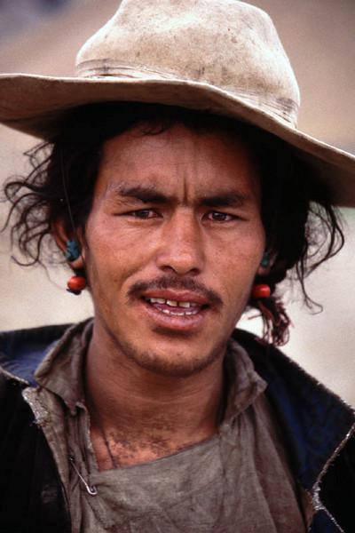 Tingri, Tibet, China 1995