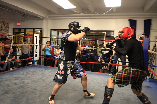 Fight #5 Anthony vs. ....
