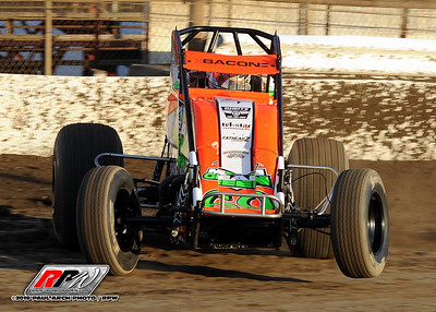 USAC Sprints @ Grandview Speedway - 6/11/19 - Paul Arch