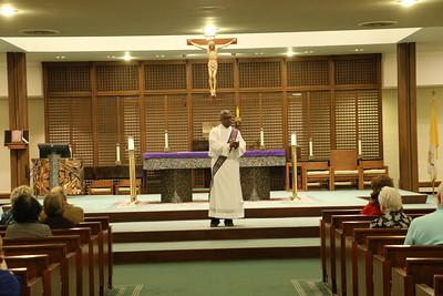 2019-03-25 Lenten Mission Deacon Jesse Watley