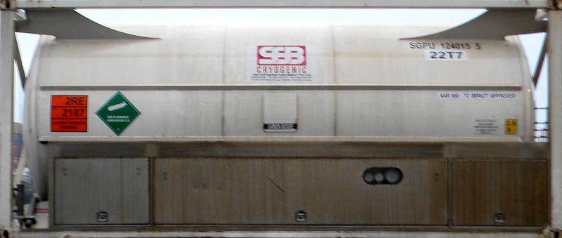 SSB tank Enlarge (Photo Joris De Bruyne)