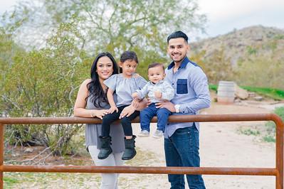 Amin Family 2019