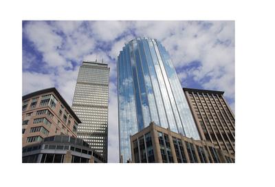 Boston: Back Bay to Downtown.