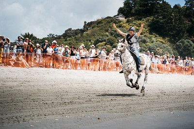 Onetangi Beach Races 2019