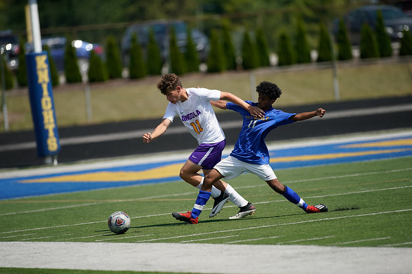 2020-08-22 BSoccer at East Noble