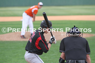 La Porte Varsity Baseball vs Clear Brook 2/24/2011