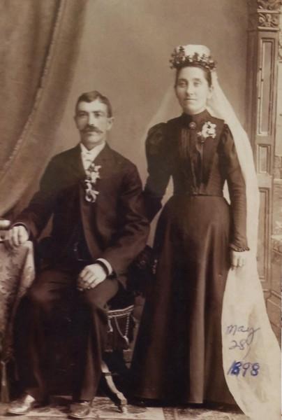 Jacob & Rosalia (Liebe) Breuchel