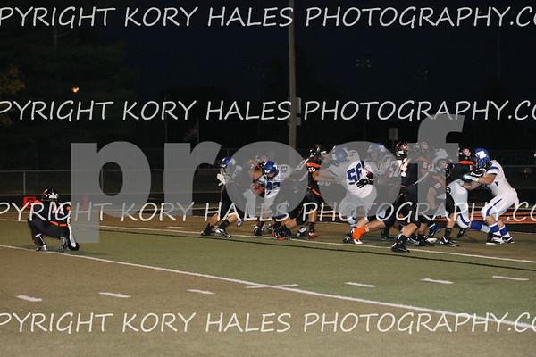 Varsity-Oak Grove vs Harrisonville 10-11-13 Camera 2 of 2