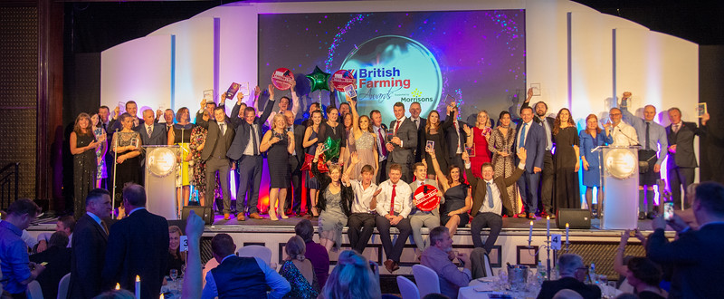 British Farming Awards 2018