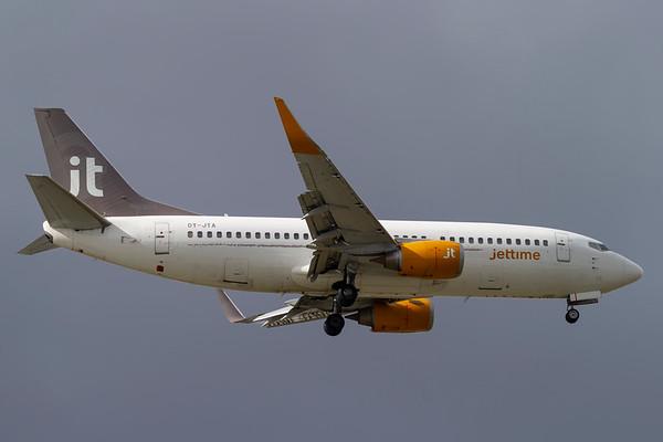 OY-JTA - Boeing 737-33A