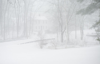 March - The Blizzard of 2017