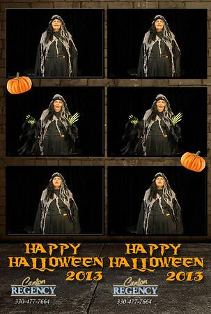 Regency Halloween Party 2013