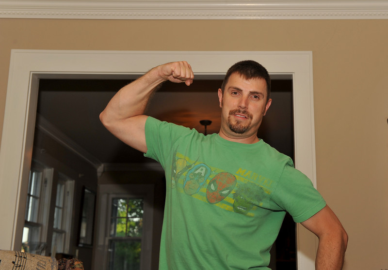 CHECK OUT MY GUNS, THEY CALL ME THE BRIANATOR!!!
