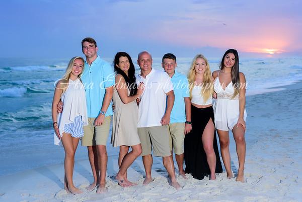 The Archambault family  |  Panama City Beach