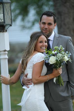 Samantha and Jeff Wedding