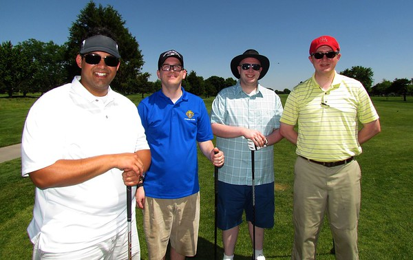 Serra Clubs of Omaha - Seminarian/Priest Golf Outing  - Pines Country Club - June 5, 2017