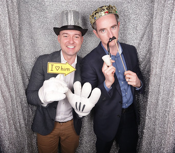Kaelee & Daniel Photobooth Photos