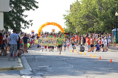 Tot Trot - 2013 Howell Melon Run