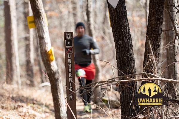 2021 Uwharrie Trail Run Challenge